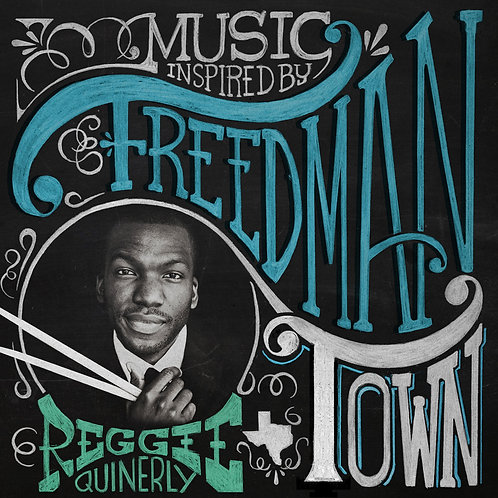Music Inspired by Freedmantown CD