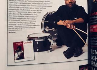 Modern Drummer Review!