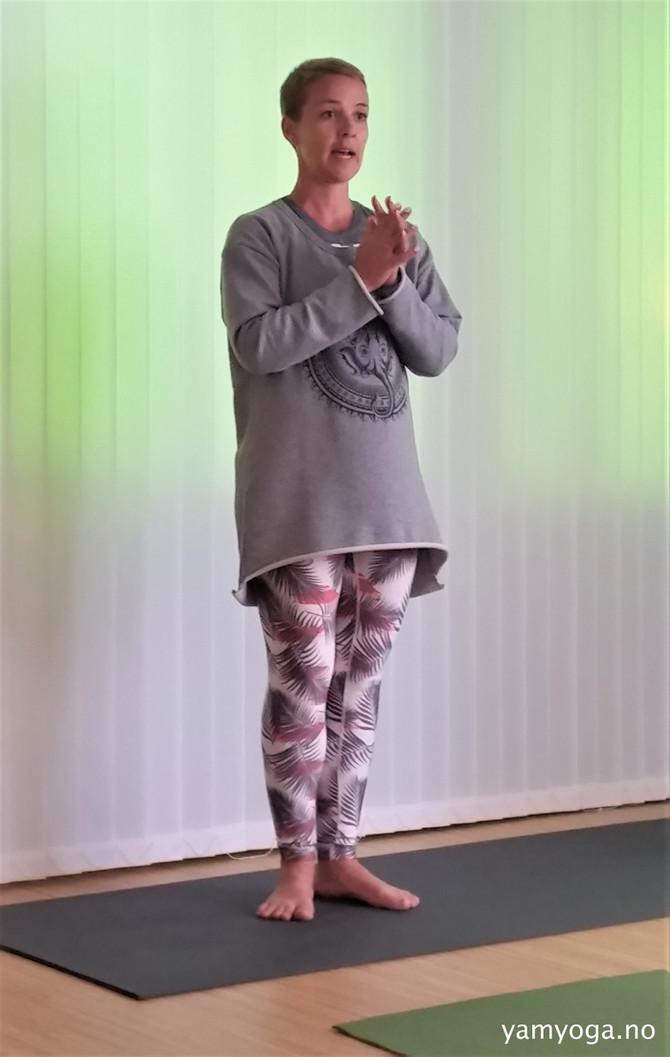 The Grace of Ashtanga Yoga - Endelig er Pernille tilbake!