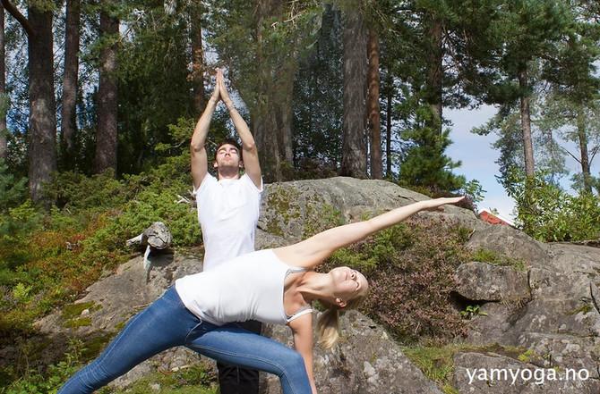 Ashtanga Yoga - noe for deg ?