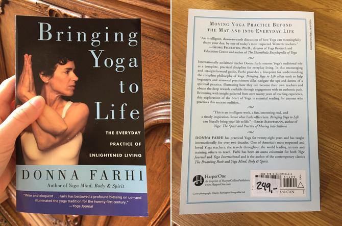 YamYogas boktips - Bringing Yoga to Life