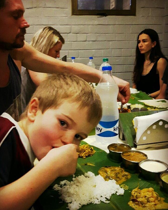 Reisebrev 2 fra Mysore, India - Taktskifte og en lærepenge