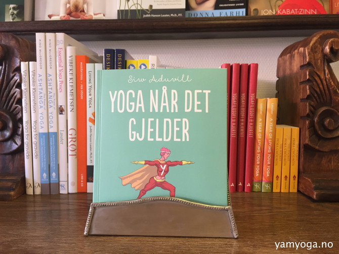 YamYogas boktips - Yoga når det gjelder