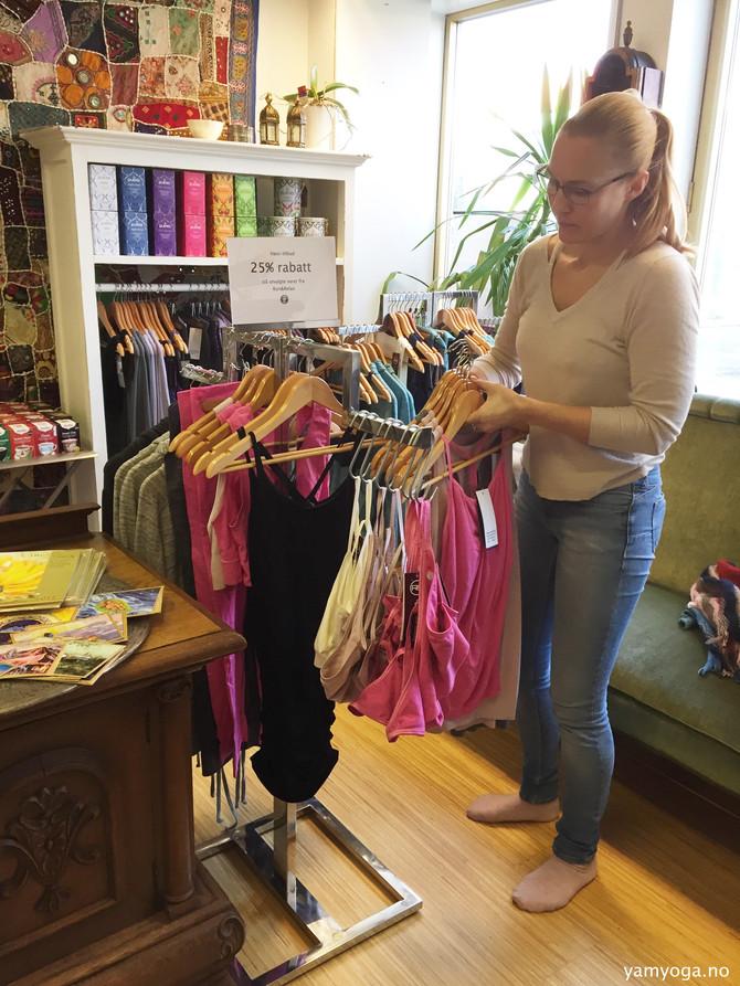Høst-tilbud i butikken vår - 25% rabatt på utvalgte varer ♥