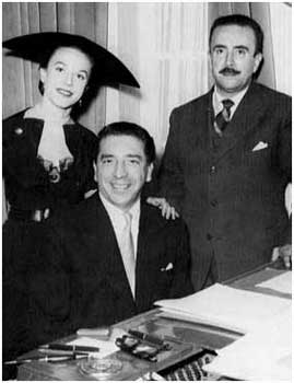 Maria Svetlova and Claudio Arrau