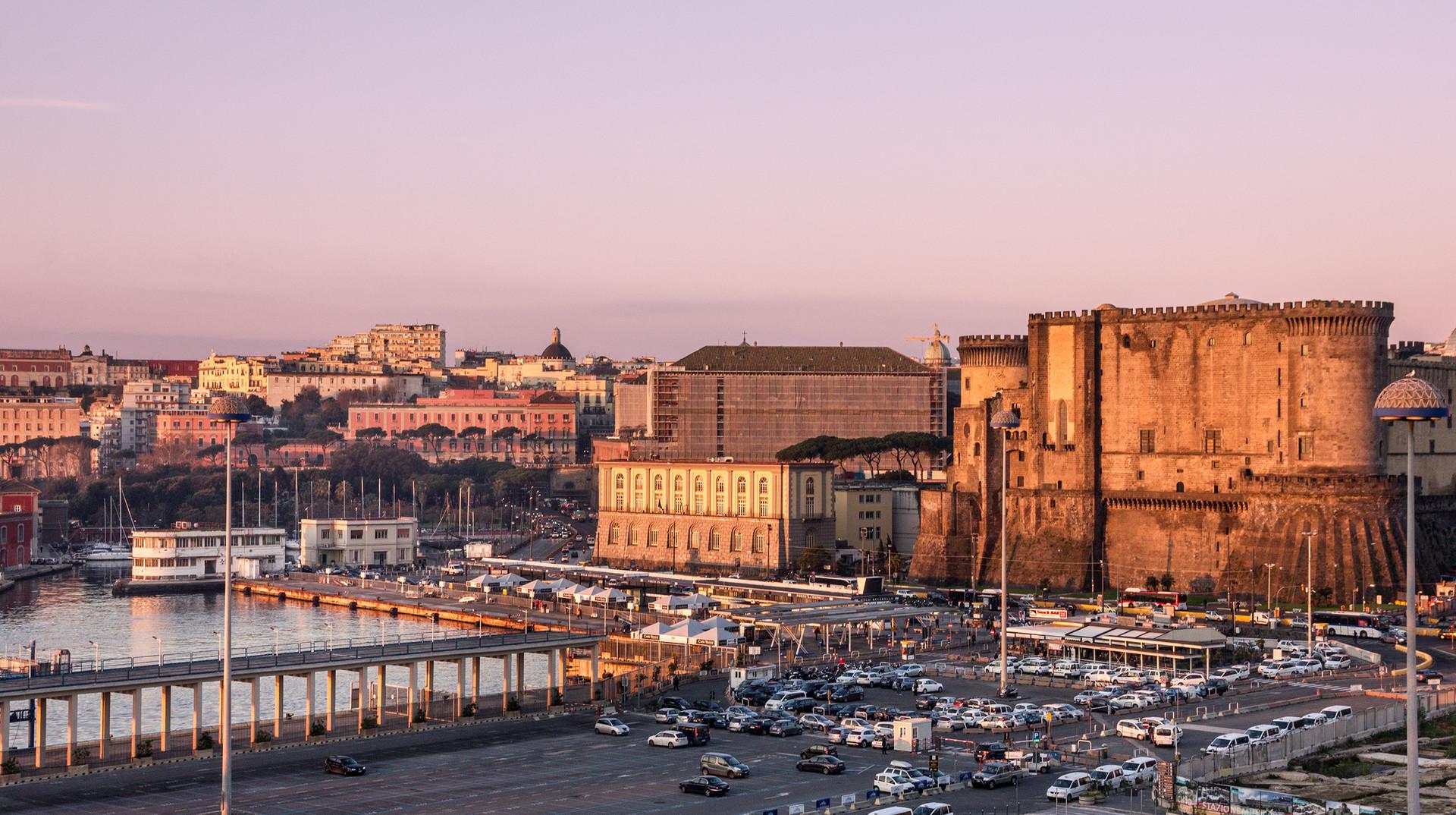 Maschio Angioino e Palazzo Reale