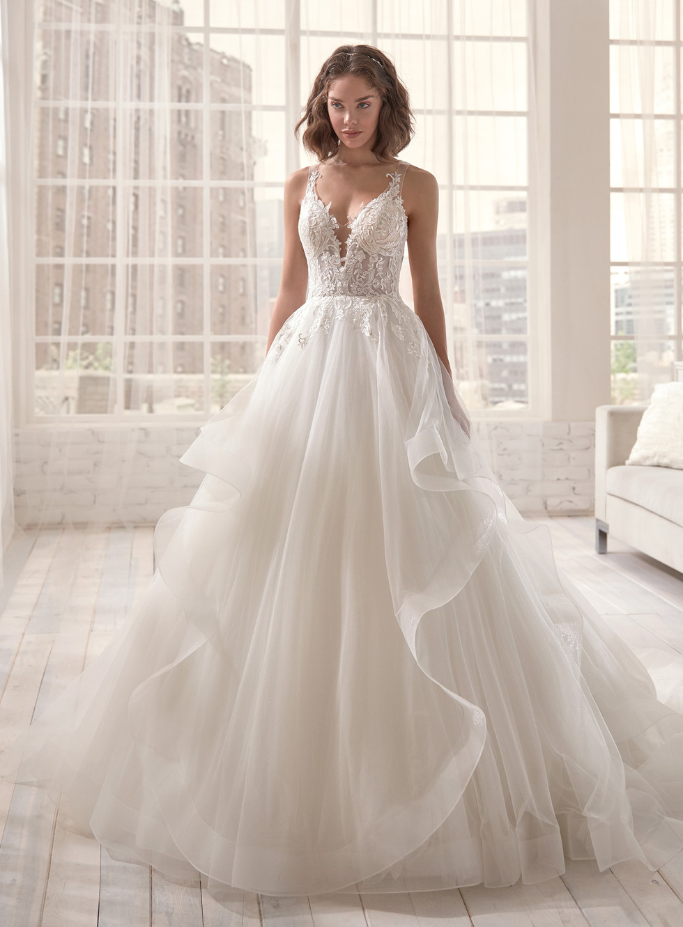 Gown Style - JOA20741