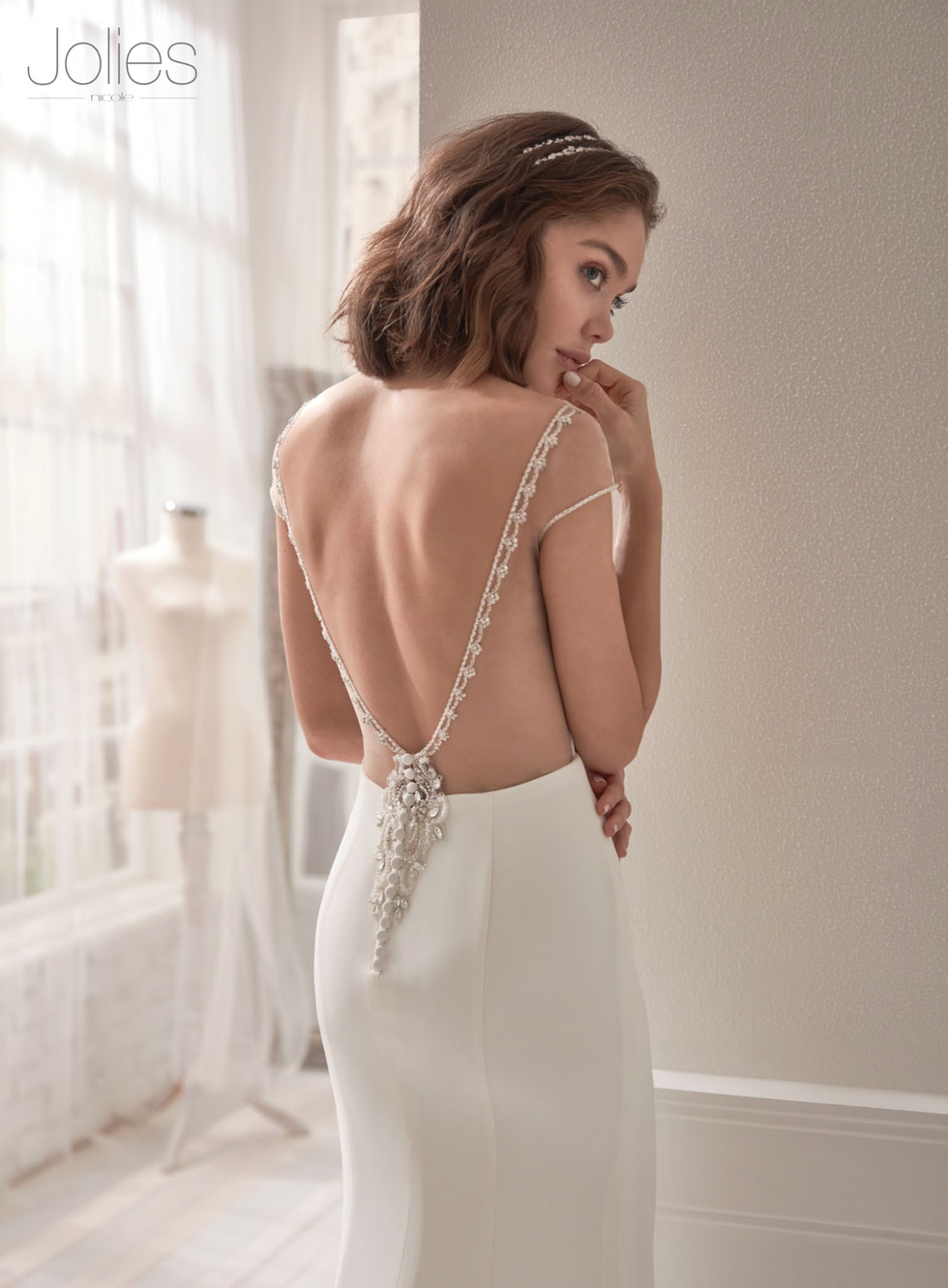 Gown Style - JOA20901