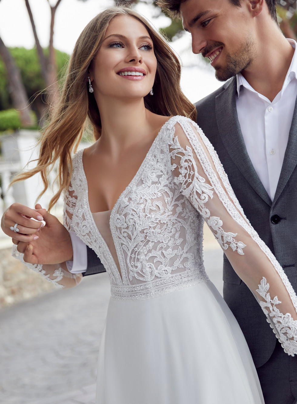 Gown Style - DINA - 69512