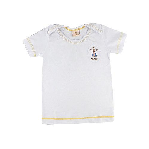 Camiseta Basic Nossa Senhora Aparecida | 100% orgânico
