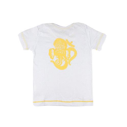 Camiseta Basic Ganesha   100% orgânico