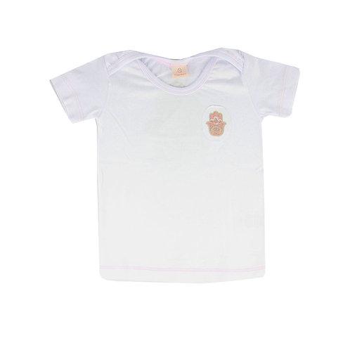 Camiseta Basic Hamsa   100% orgânico