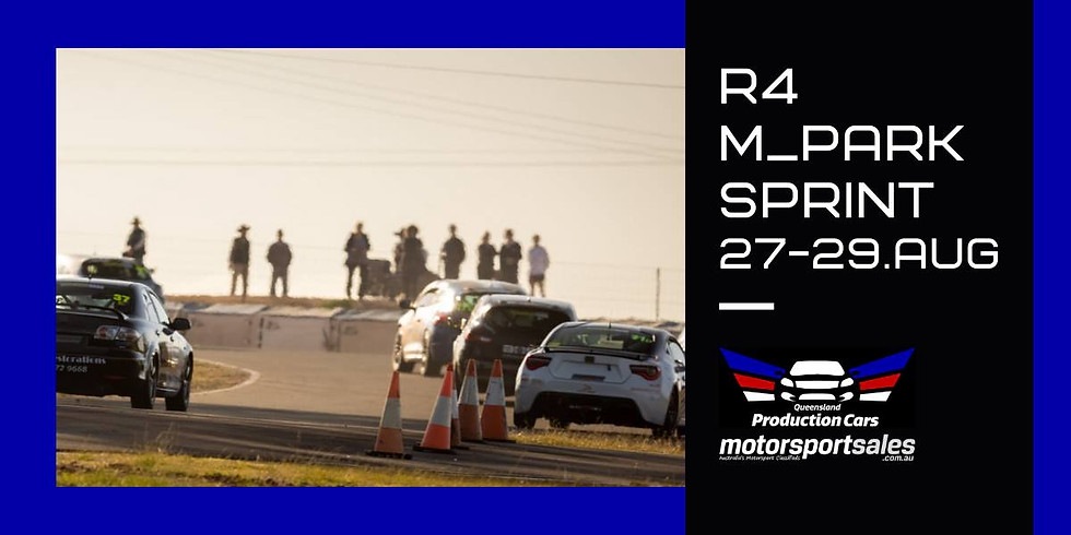 Qld Production Cars : Round 4 : Sprint