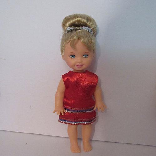 Kelly Doll Friend Custom Kreation-Audra