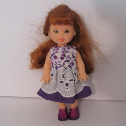 Kelly Doll Friend Custom Kreation-Tracy