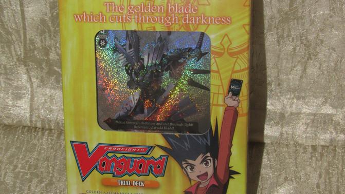 Vanguard Golden Blade Trial Deck
