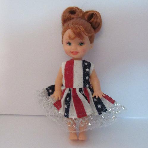 Kelly Doll Friend Custom Kreation-Beatrice