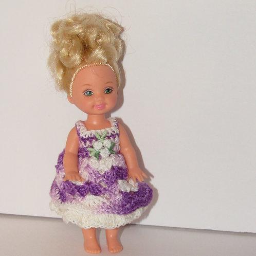 Kelly Doll Friend Custom Kreation-Blondie