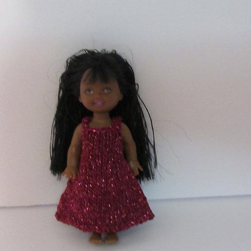 Kelly Doll Friend Custom Kreation-Raychelle