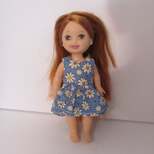 Kelly Doll Friend Custom Kreation-Daisy Sue