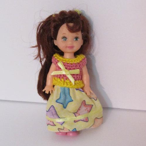 Kelly Doll Friend Custom Kreation- Lisbeth