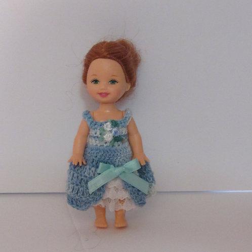 Kelly Doll Friend Custom Kreation-Brekka