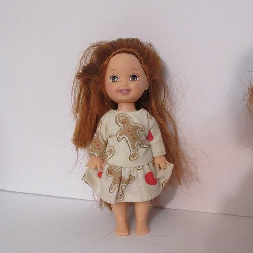 Kelly Doll Friend Custom Kreation-Ozzy