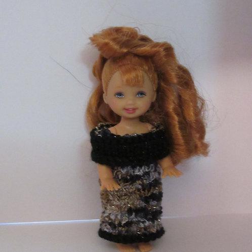 Kelly Doll Friend Custom Kreation-Tillie