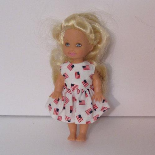 Kelly Doll Friend Custom Kreation-Creedance
