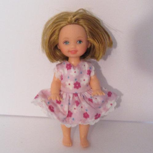 Kelly Doll Friend Custom Kreation-Blossom