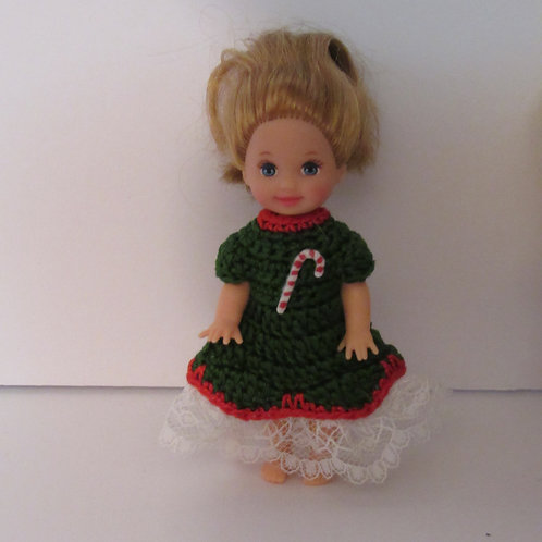 Kelly Doll Friend Custom Kreation-Didi