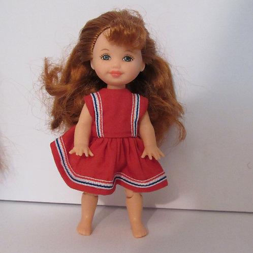 Kelly Doll Friend Custom Kreation-Vivian