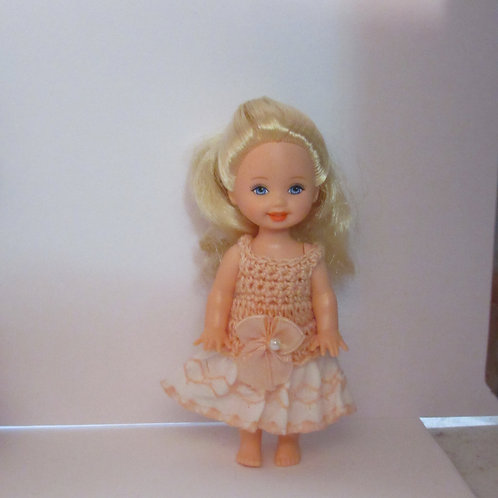Kelly Doll Friend Custom Kreation-Christine
