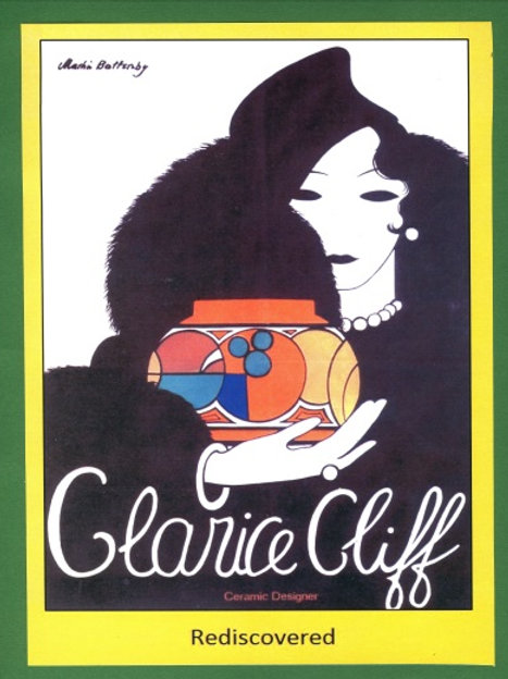 Clarice Cliff Rediscovered