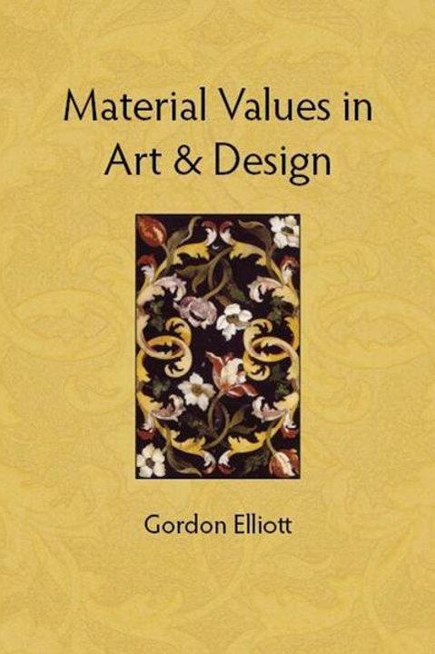 Material Values in Art & Design