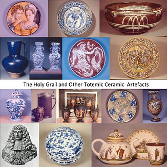 The Holy Grail and Other Totemic Ceramic