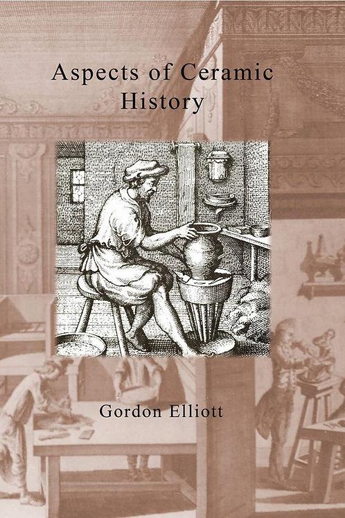 Aspects of Ceramic History Vol III