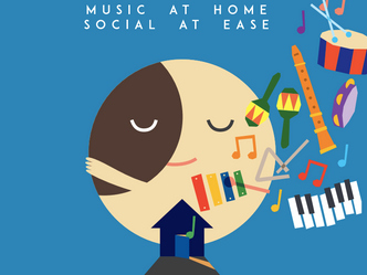 [Music at Home Social at Ease] Music CD released!