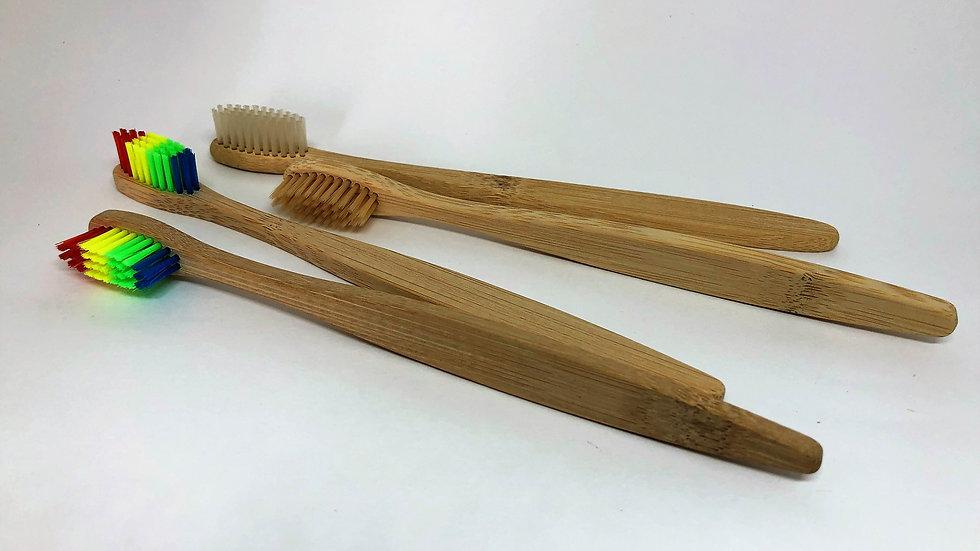 Escova dental ecológica adulto e infantil