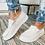 Thumbnail: 2020 New Women Shoes Sneakers Canvas Flats Large Size Women Fashion