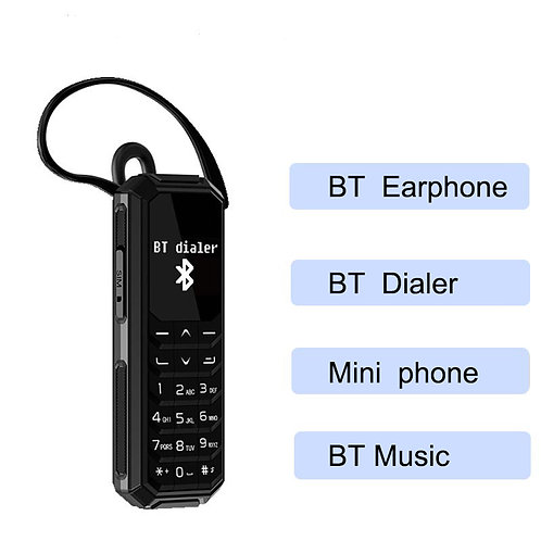 AEKU KK2 Wireless Bluetooth Headphone Mini Kids Cell Phones Handsfree Bluetooth