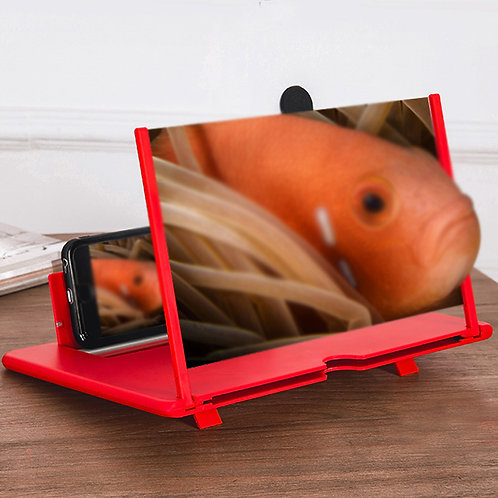 12 Inch High Definition Mobile Phone Screen Amplifier With Magnifying