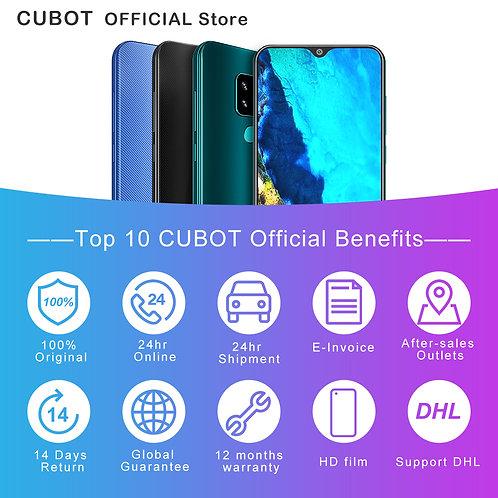 Cubot X19 Helio P23 Octa-Core Smartphone Dual Camera 16MP