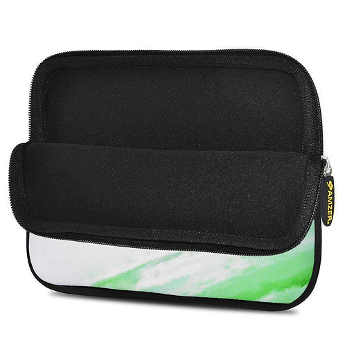 AMZER 7.75 Inch Neoprene Zipper Sleeve Tablet Pouch - India Support