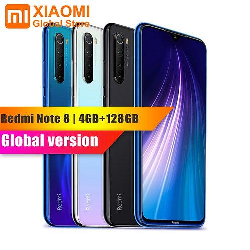 Global Version Xiaomi Note 8 4GB RAM 128GB ROM Mobile Phone Note 8