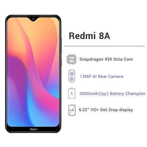 Global ROM Xiaomi Redmi 8A 8 a 3GB 32GB / 4GB 64GB Mobile Phone