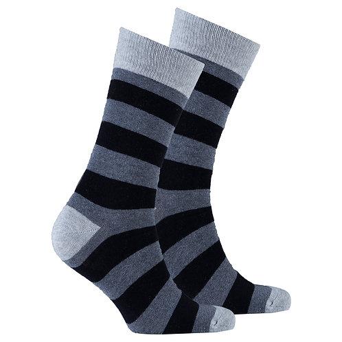 Men's Iron Gate Stripe Socks