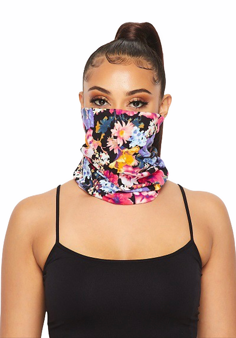 Patterned Face Cover