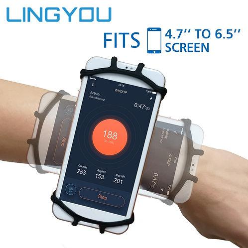 Sports Running Wristband Phone Holder Cover Universal Sport Mobile Phone