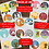 Thumbnail: Massive Pack of 48 Baby Stickers, Baby Monthly Stickers, Popular Milestones